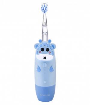 Звуковая зубная щётка Revyline RL 025 Baby, Blue