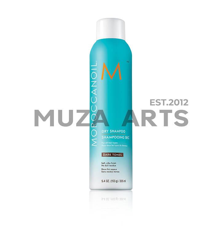 Сухой шампунь для темных волос Moroccanoil